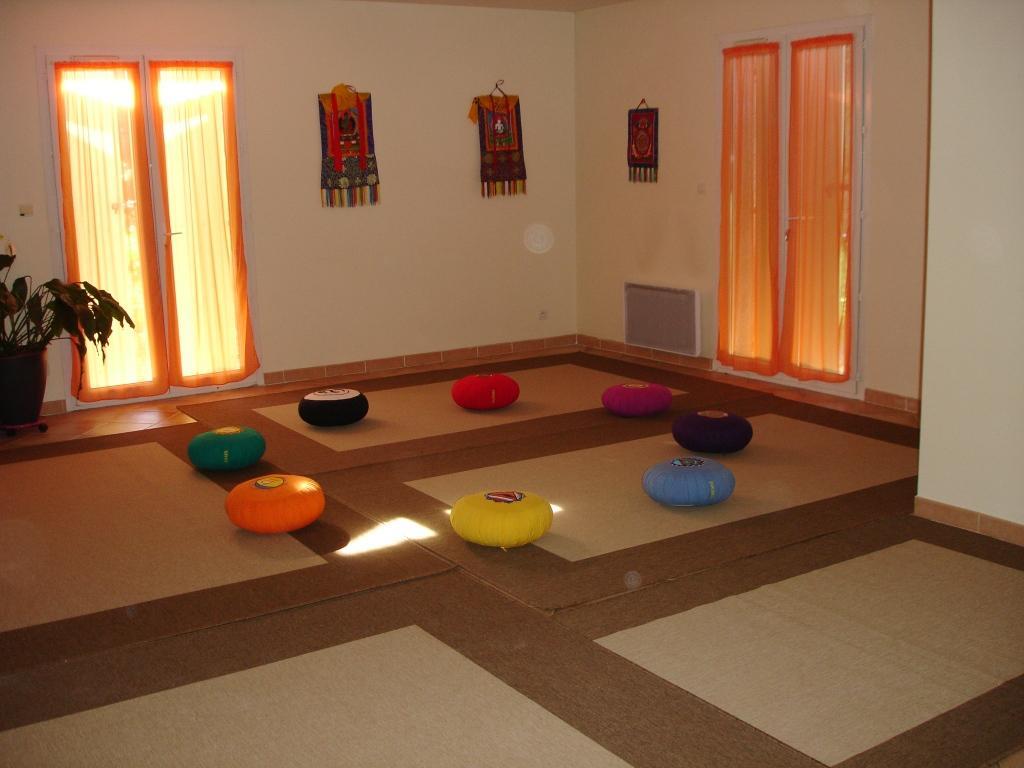 Prêt pour une méditation