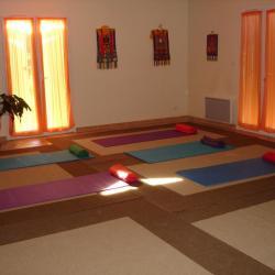 C'est bientôt l'heure du Yoga