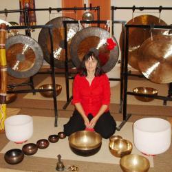 Les gongs sont prêts pour la Sonothérapie