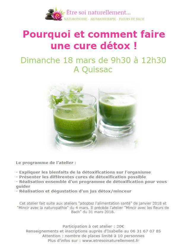 Affiche detox