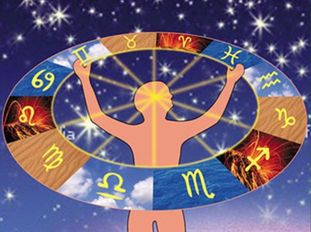 Astrologie roue zodiac