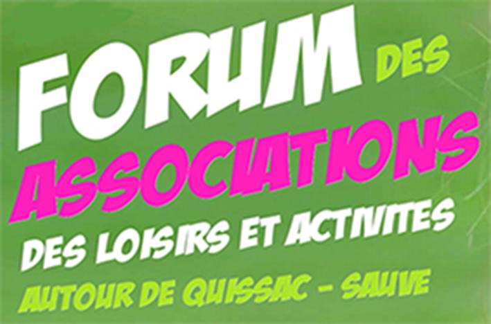 Forum des associations quissac