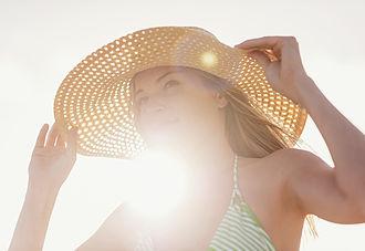 Image bienfaits du soleil