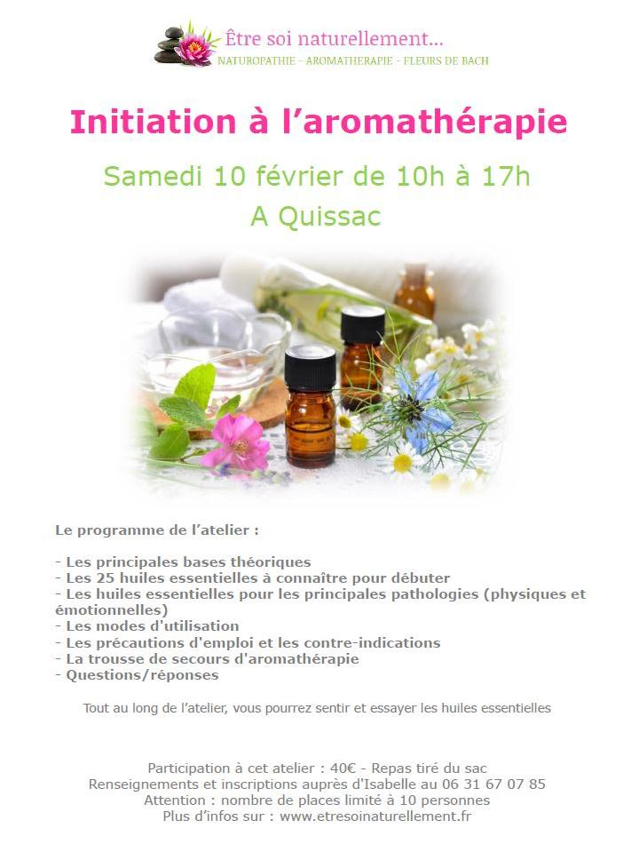 Initiation aromatherapie 1