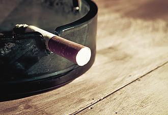 Isabelle arretez de fumer
